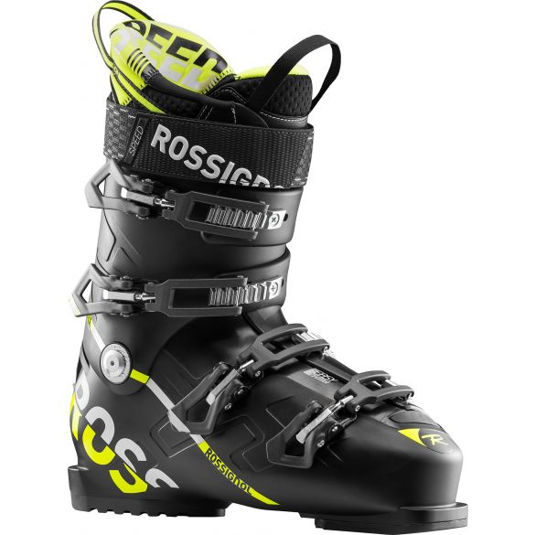 Lyž.boty Ross SPEED 100 black yellow